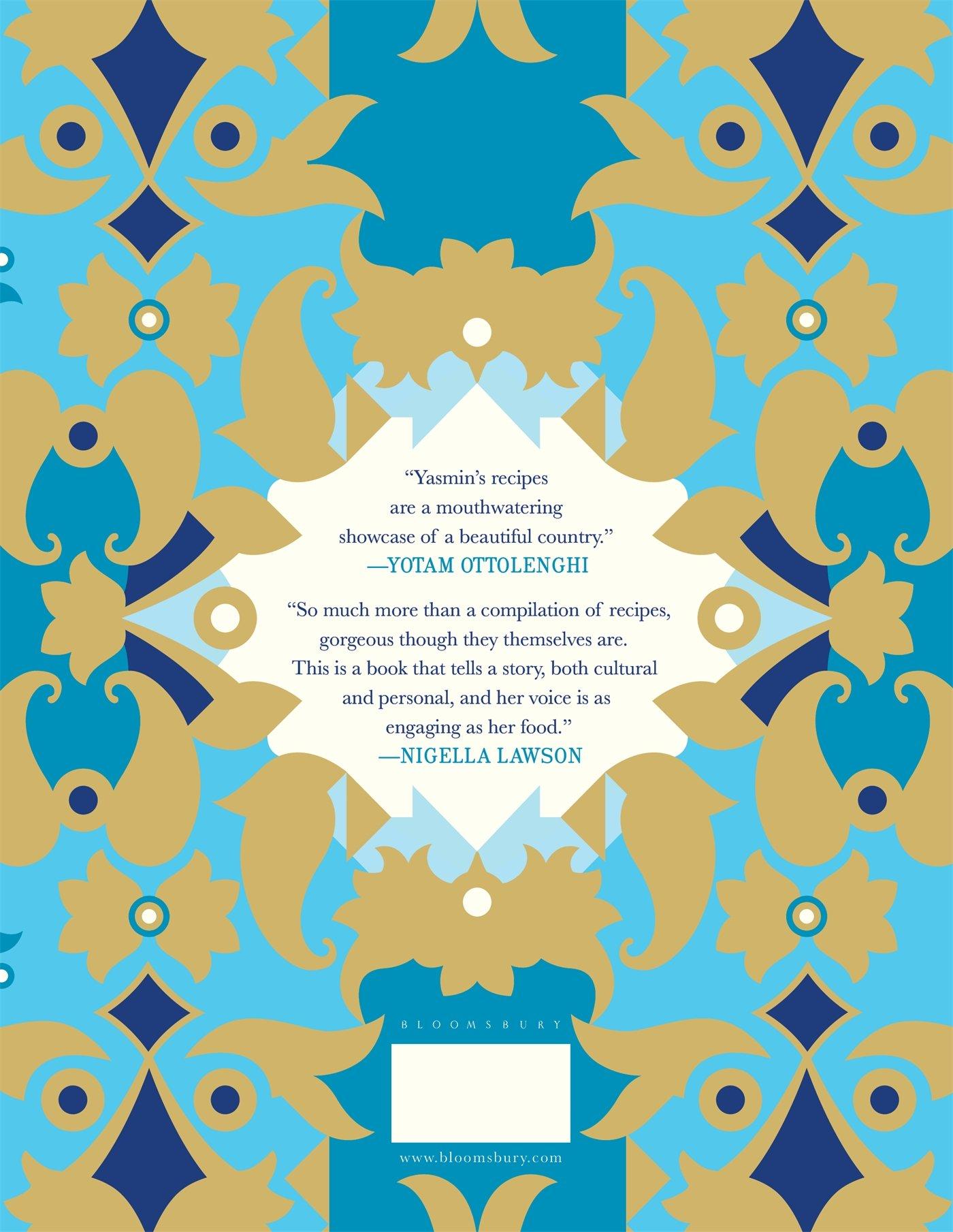 The Saffron Tales: Recipes From The Persian Kitchen: Yasmin Khan:  9781632867100: Amazon: Books