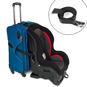 Amazon Com Ansblue Car Seat Travel Belt Car Seat Travel Strap