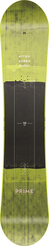 Nitro Snowboards Prime Wide Toxic BD'19 Board Planche de Snowboard pour Homme, Homme, 1191-830342