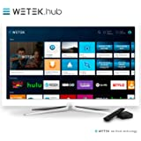 WeTek Hub 4K UHD Android Box Kodi OpenELEC Mediaplayer