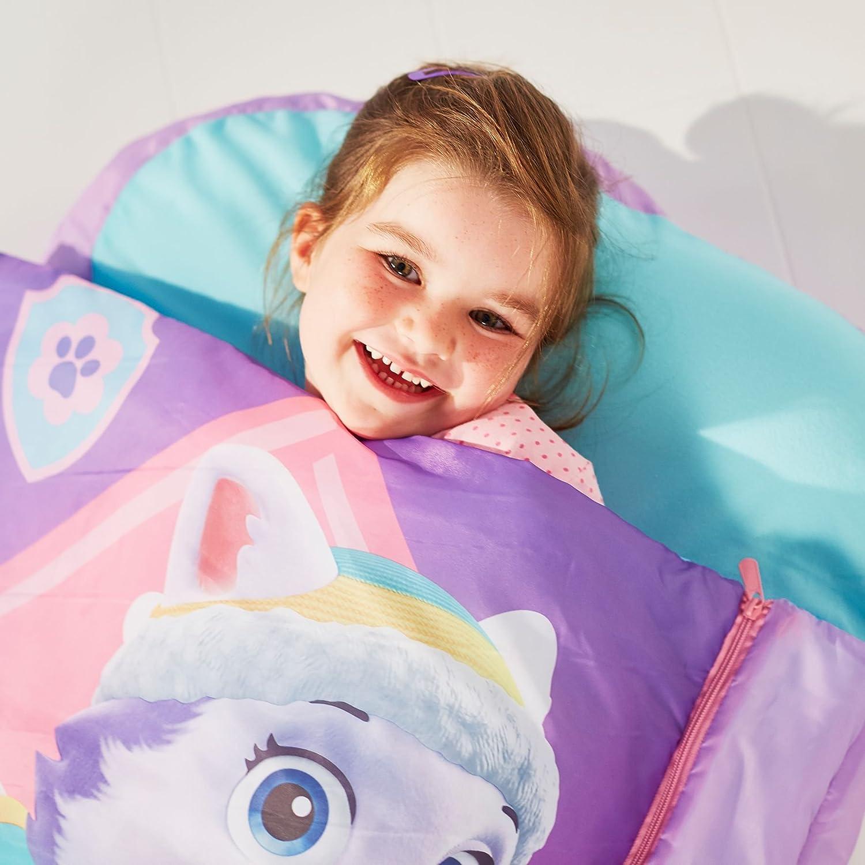 ReadyBed Paw Patrol, Cama de Aire Inflable con Saco de Dormir para para Niños, 150 x 62 x 20 cm, Multicolor: Amazon.es: Hogar