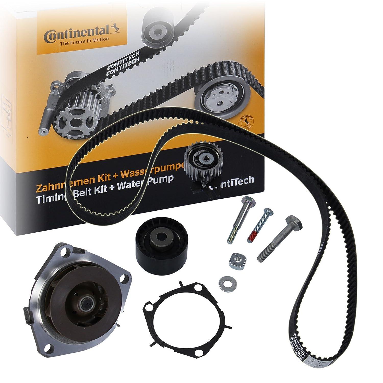 Contitech CT1105WP2 Water Pump & Timing Belt Kit Contitech CT1105WP2Water Pump & Timing Belt Kit