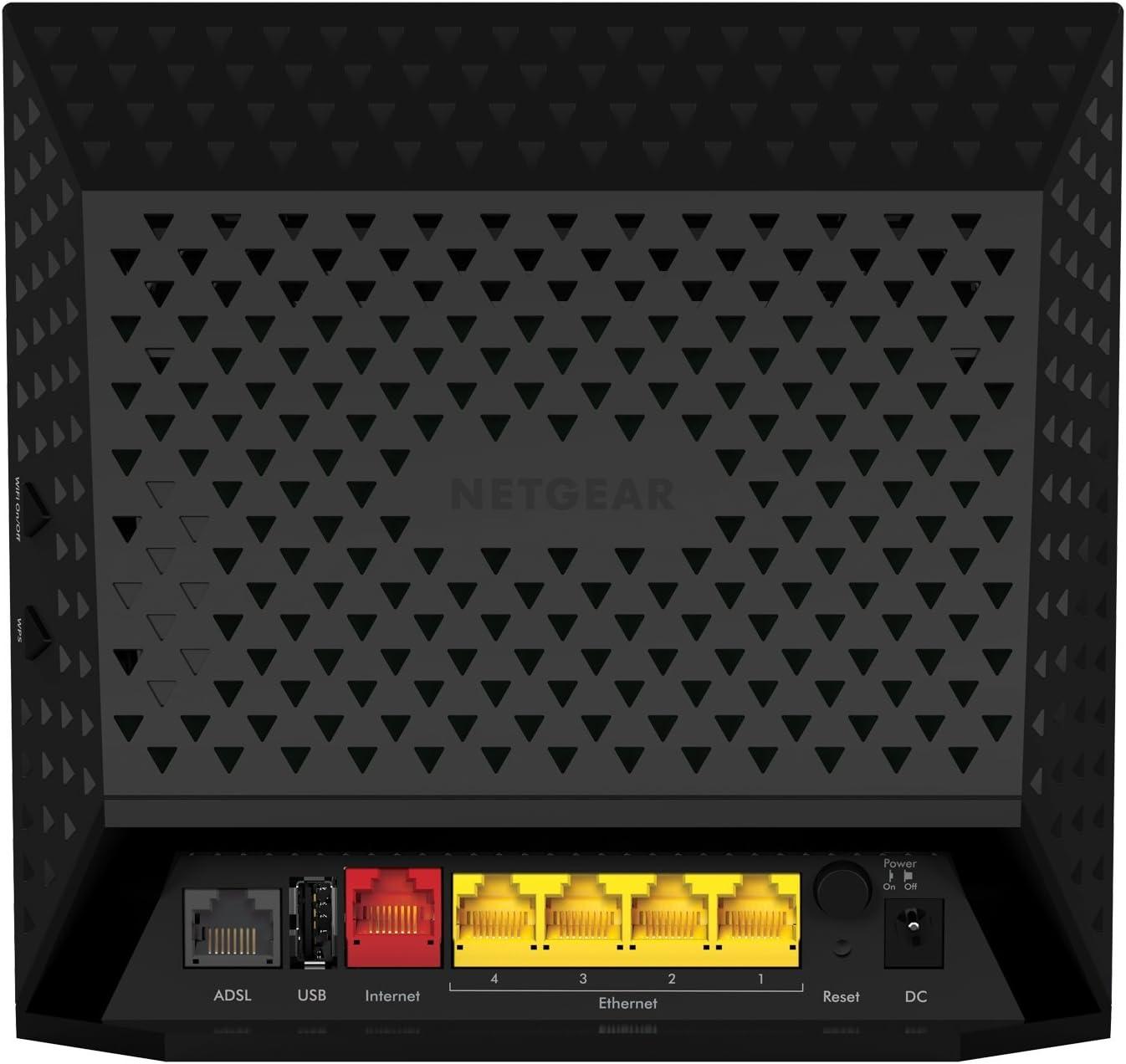 Netgear D6200 100pes Ac Modem Router Annex A Annex J Computer Zubehör