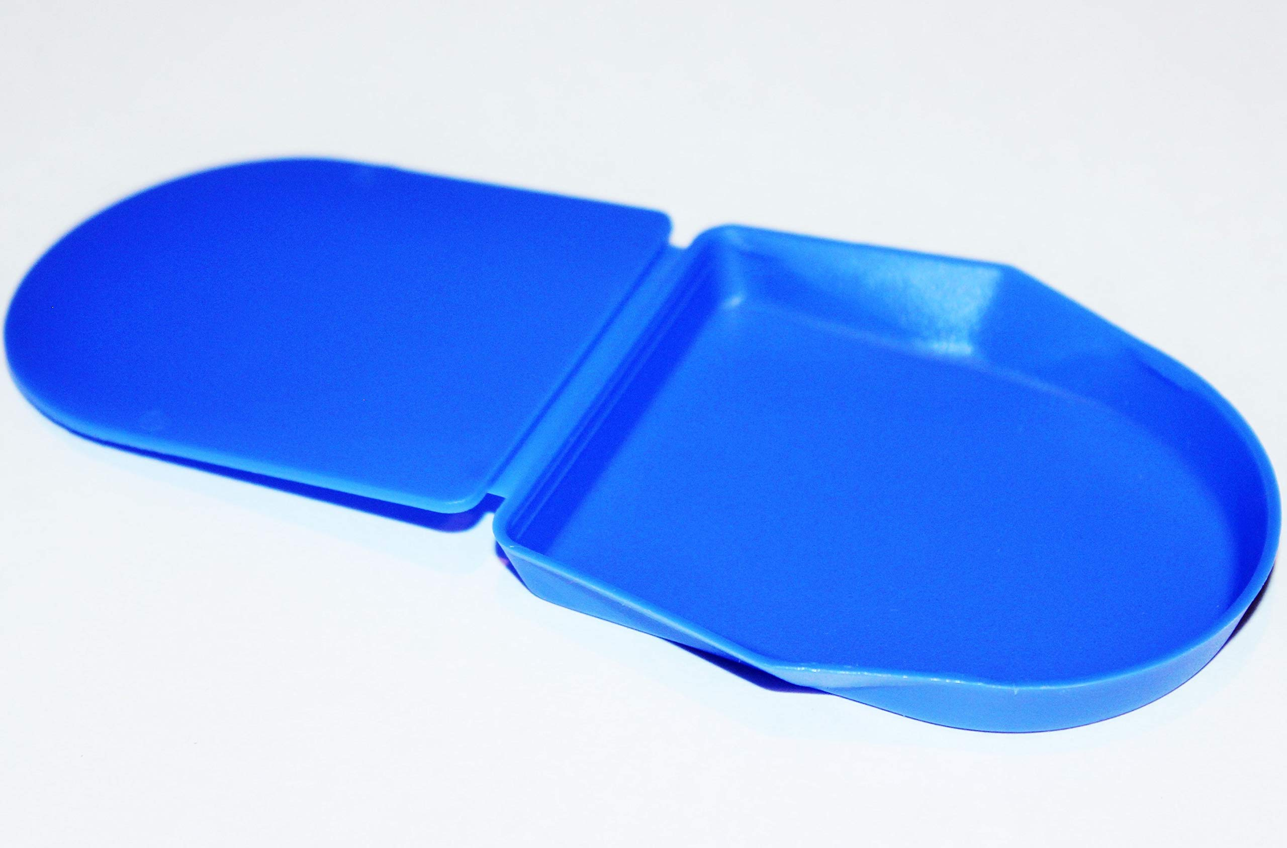 Tupperware Tea Bag Squeezer/Tea Time Helper Blue by Tupperware