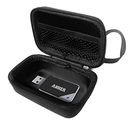 8438dcde5e8 Amazon.com  FitSand Hard Case for Anker 8-in-1 USB 3.0 Portable Card Reader  Travel Zipper Carry EVA Best Protection Box  Toys   Games