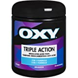 Oxy Triple Action Acne Cleansing Pads with Salicylic Acid, For Mild Acne, For Frequent Recurring Breakouts, 90ct