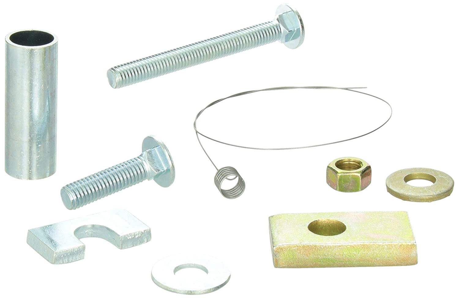 Reese T3 58164 Fifth Wheel Rail Kit Hardware