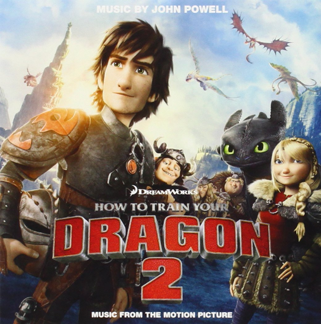 John powell how to train your dragon 2 original motion picture john powell how to train your dragon 2 original motion picture soundtrack amazon music ccuart Image collections