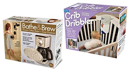 prank Crib box dribbler