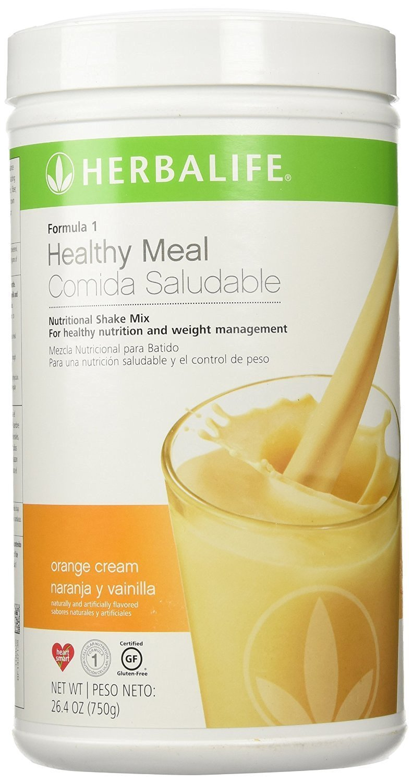Orange Cream (750g) by Herbalife