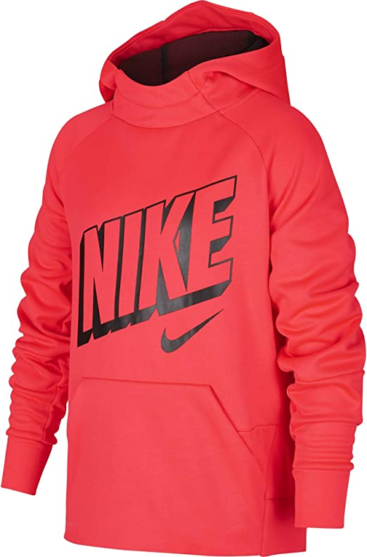 Nike Boy's Therma GFX Pullover Hoodie