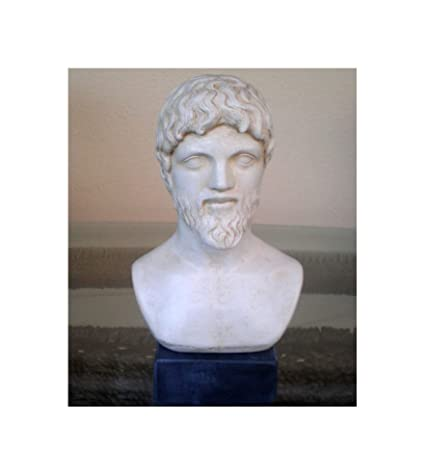 Amazoncom Estia Creations Aristotle Bust Greek