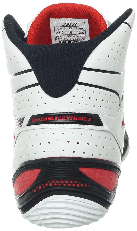 Asics Mens Dan Gable Ultimate 3 Wrestling Shoe