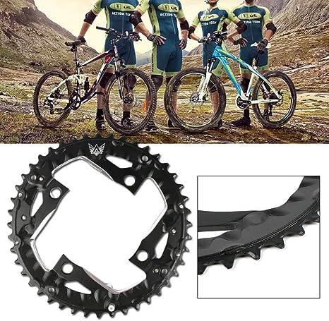 G-wukeer Rueda Dentada De Las Bicicletas De Montaña 44T, Soporte ...
