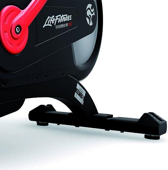 Bicicleta Indoor IC7 Life Fitness + Envío y Montaje: Amazon.es ...