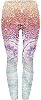 JINKAIJIA Women's Youth Girls Cozy Regular and Large Size Jeans Yoga 3D Printed Leggings