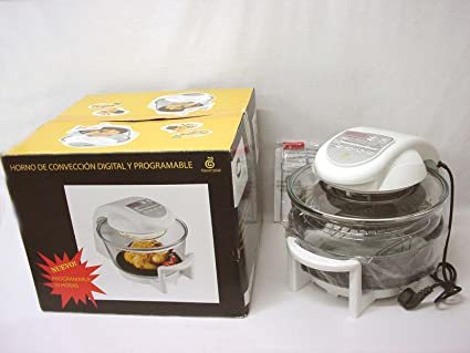 HORNO DE CONVECCION DIGITAL Y PROGRAMABLE FLAVOR PLUS