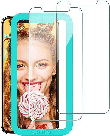 con Marco de Alineaci/ón para iPhone 11 Pro Anti-Rasgu/ños 2-Unidades Sin Burbujas Babacom Protector Pantalla para iPhone 11 Pro 3D Touch 5.8 Pulgada Cristal Templado para iPhone 11 Pro