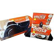 Imusa Plastic Empanada Press Set of 3