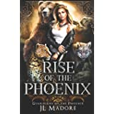 Rise of the Phoenix: A Reverse Harem Shifter Romance (Guardians of the Fae Realms)