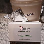 iq vitality joghurtkulturen natur joghurt selber machen joghurtpulver vegan enth lt wertvolle. Black Bedroom Furniture Sets. Home Design Ideas