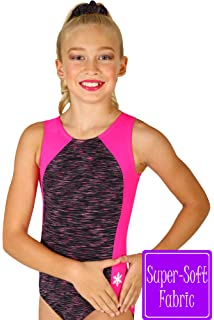 571689cae66d Snowflake Designs Adventure Leotard | Gymnastics or Dance | Girls - 6  Colors to Choose from