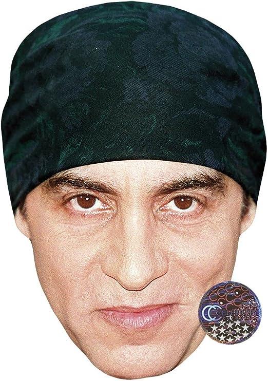 Steven Van Zandt Celebrity Mask Card Face and Fancy Dress Mask