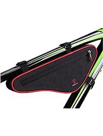Waterproof Mountain Bike Triangle Bag Frame Bicycle Frame Front Tube Phone Bags