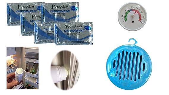 Kühlschrankfilter : Reiniger pflege edelstahl edelstahloberfläche edelstahlreiniger