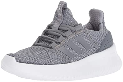 new style ded67 59bc1 adidas Kids  Cloudfoam Ultimate Running Shoe, Light Granite Grey Onix, 1