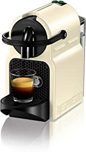 Nespresso by De'Longhi EN80CW Nespresso Inissia Original Espresso Machine by De'Longhi, Creamy White