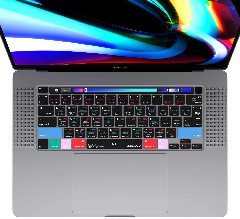Funda para teclado Logic Pro X de 16