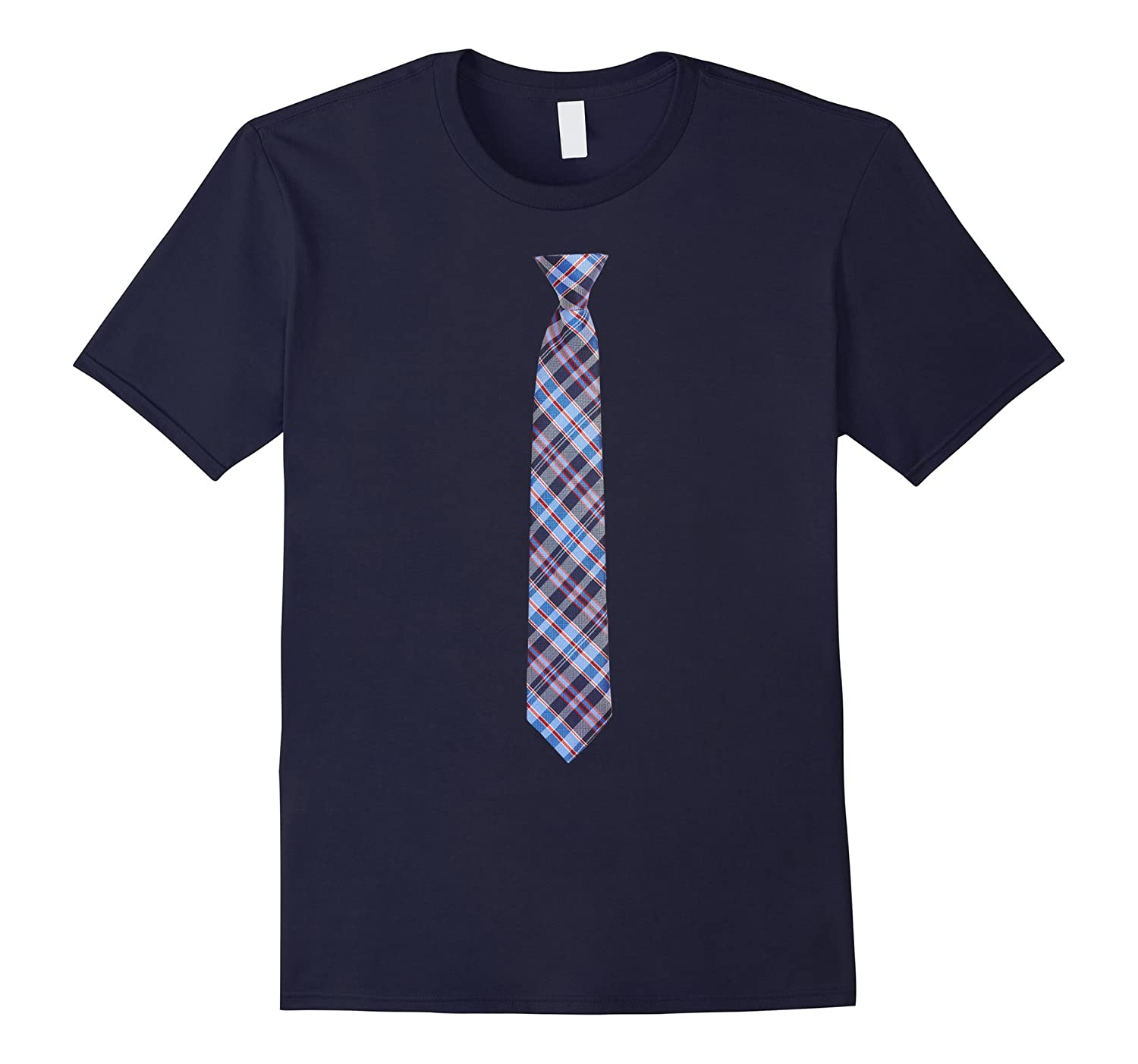 Necktie Dress T-Shirt for Weddings, Prom, Office, Receptions-T-Shirt