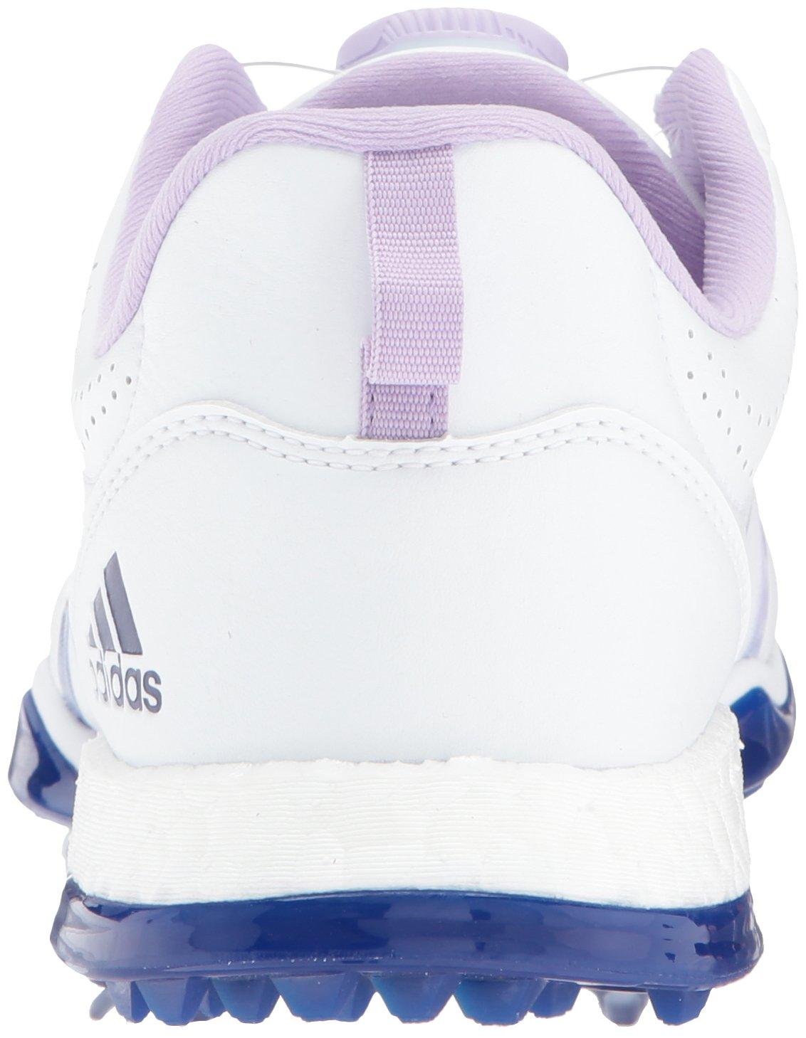 adidas Women's W Adipower Boost Boa B(M) Golf Shoe B01N30AUVD 7.5 B(M) Boa US|White/Purple Glow/Mystery Ink 935b82