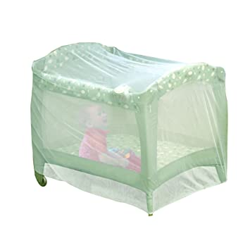 Nuby Playpen Netting Playpen Net Pack n Play Netting Baby Playpen Mosquito Net  sc 1 st  Amazon.com & Amazon.com : Nuby Playpen Netting Playpen Net Pack n Play ...