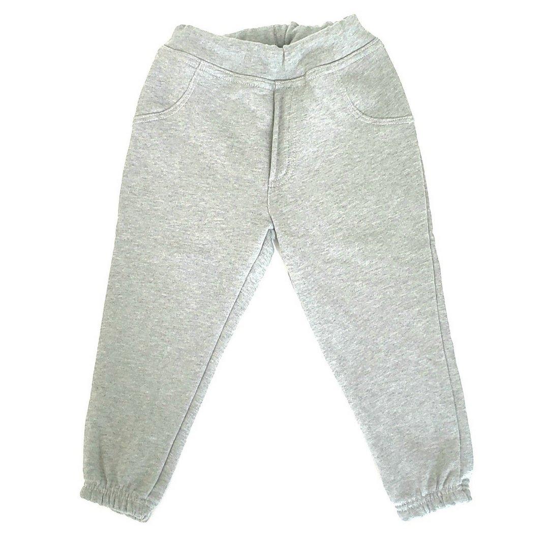 PequeKids Kids' Jogger Cotton Sweatpants 2T
