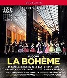 Puccini: La Boheme [Royal Opera House; Antonio Pappano] [Opus Arte: OABD7248D] [Blu-ray] [Region Free]