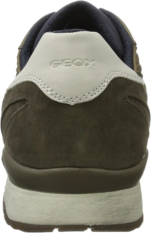 Comerciable Exclusivo Últimas Colecciones Geox U Sandford B ABX A, Zapatillas para Hombre Marrón Taupe G90eGI MadY9K 2jmeSz