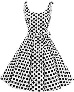 016882e359e Bbonlinedress Vintage rétro 1950 s Audrey Hepburn Robe de soirée Cocktail année  50 Rockabilly