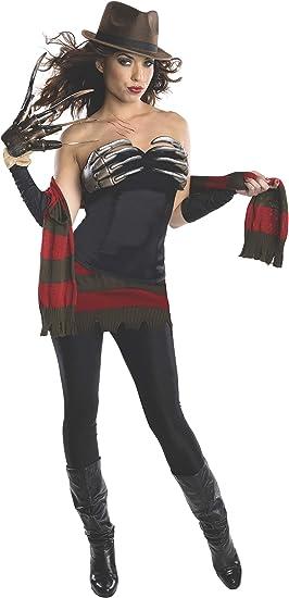 Disfraz Freddy Krueger sexy Pesadilla en Elm Street para mujer ...