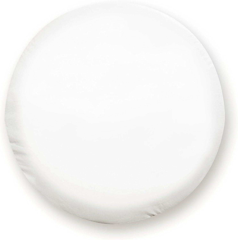 ADCO 1757 Polar White Vinyl Tire Cover J (Fits 27