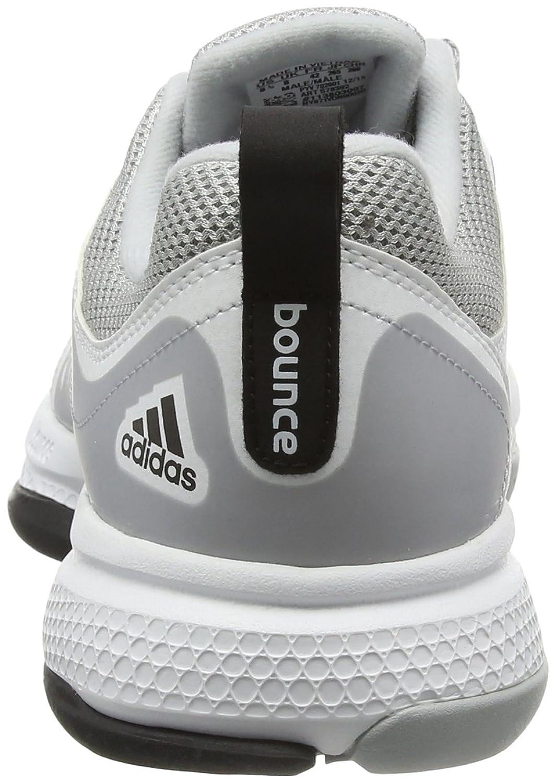 Adidas Negbas Barricade Classic Bounce, Negro Zapatillas B01MXI4G9 Zapatillas Negro 5e61f7