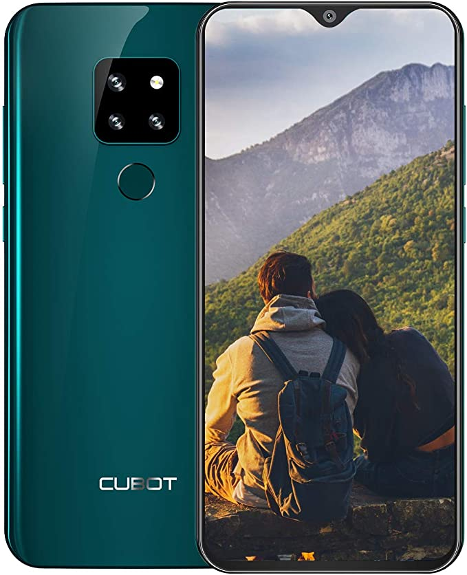 CCUBOT P30 Smartphone 4G 6.3