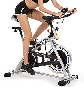 SIMPFREE - Bicicleta de spin para Bicicleta de Interior con ...