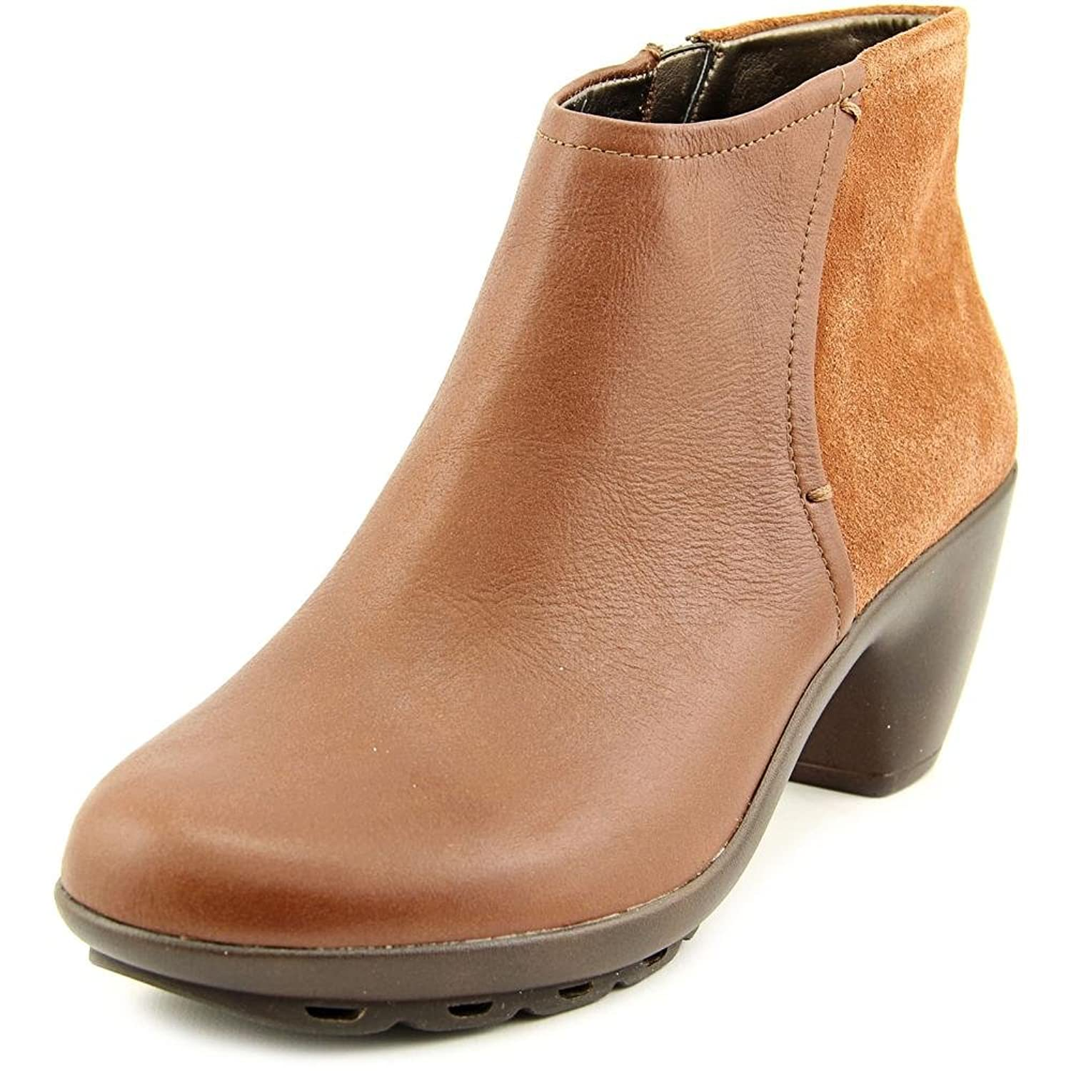Easy Spirit Danessa Leather Ankle Booties