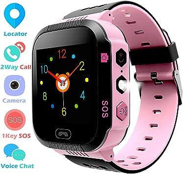 Niños Smart Watch Phone – Reloj para Niños Niñas de 3-12 años con ...