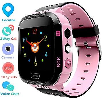 Niños Smart Watch Phone - Reloj para Niños Niñas de 3-12 años con ...