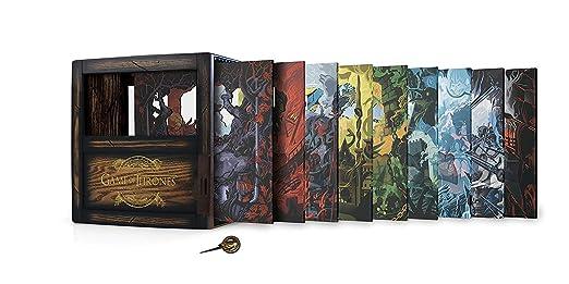 Game of Thrones Le Trône de Fer - Lintégrale des saisons 1 ...