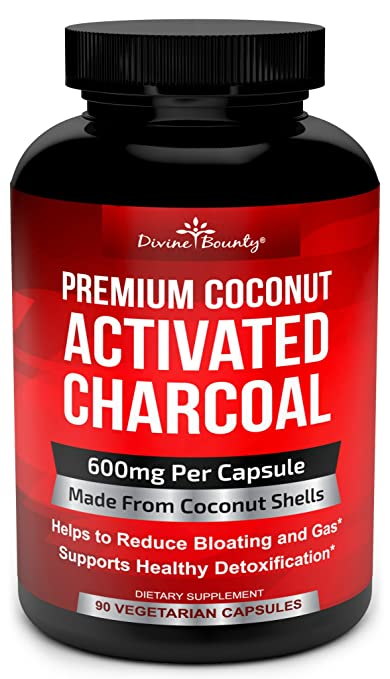 activated charcoal for bloating