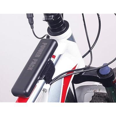 MIA nbaoshu18650Pack de batteries Lampe vélo étanche Kit de batterie 10400mAh 8,4V waterproof battery pack produits, applicable/T6LED lumières de vélo CREE T6Lampe fro